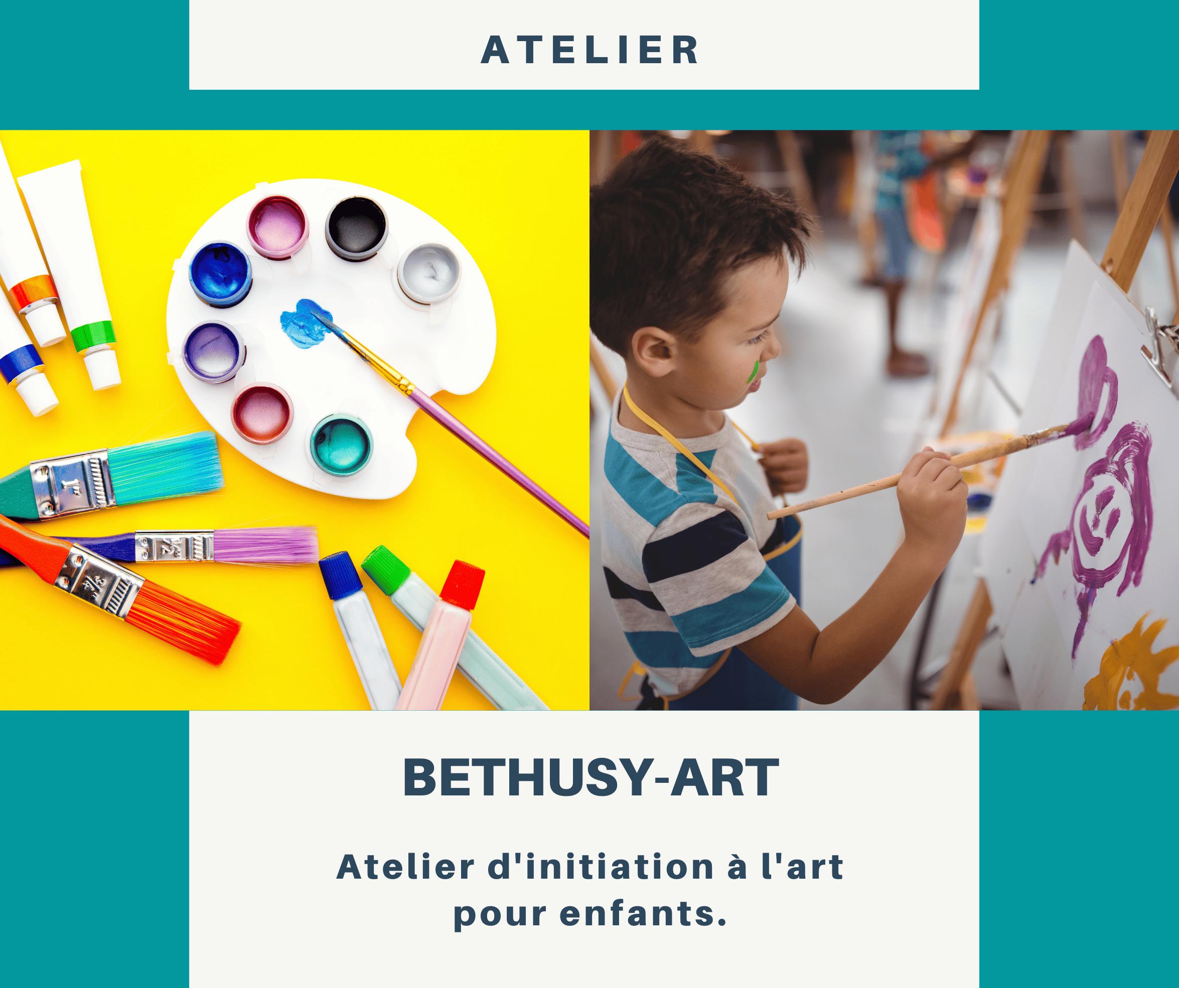 Atelier d'Art pour enfants